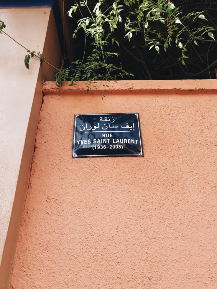 marrakech - jardin majorelle - nickyinsideout - nicole ballardini - yves saint laurent museum