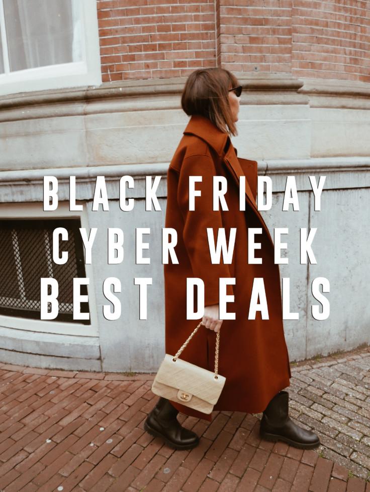 BLACK FRIDAY / CYBER WEEK BEST DEALS
