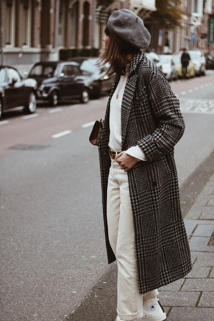 {SHOPPING} CHECK PRINT COAT: MY FAVOURITE SELECTION