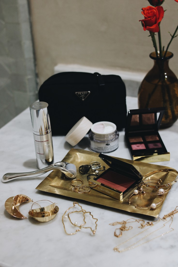 TRAVELING BEAUTY PRODUCTS: WHAT I TOOK WITH ME IN MARRAKECH