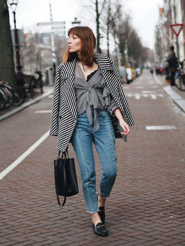 nickyinsideout - gingham - shopping - spring/summer - street style - inspiration