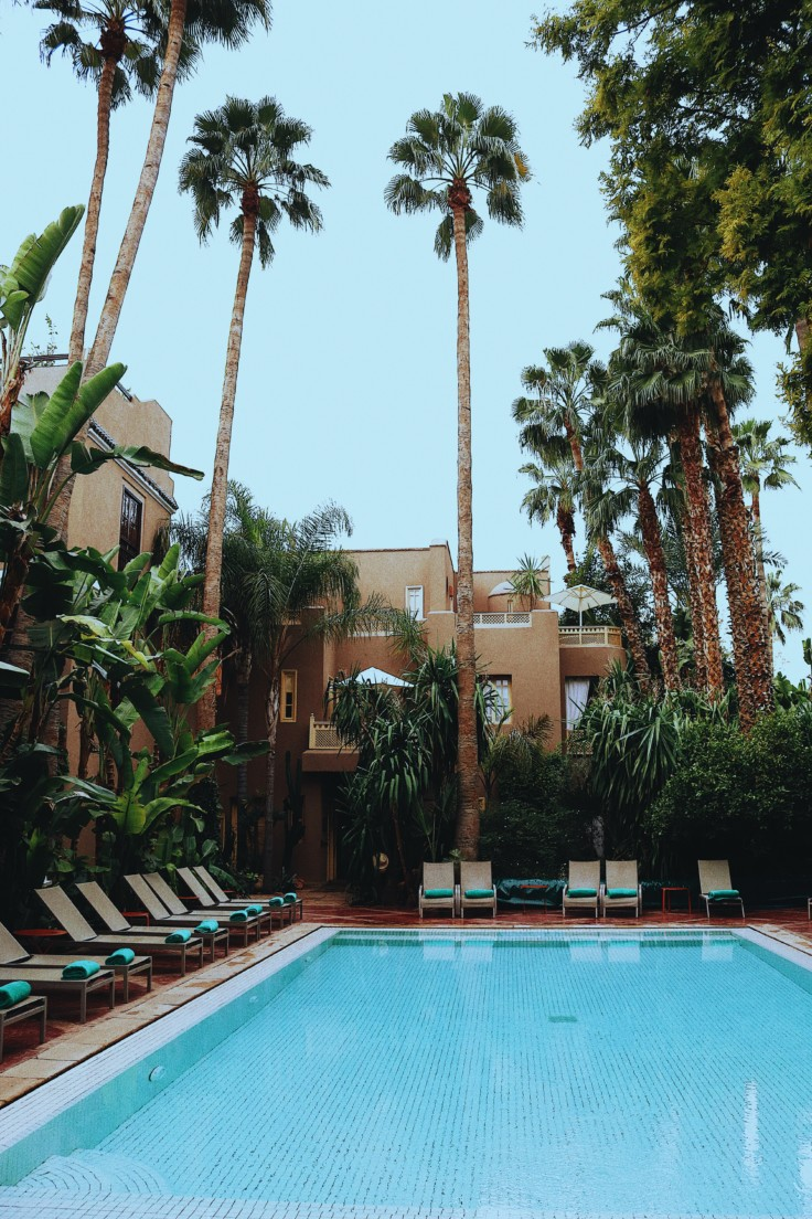 marrakech - travel tips - nickyinsideout - nicole ballardini - riad - jardin de la medina