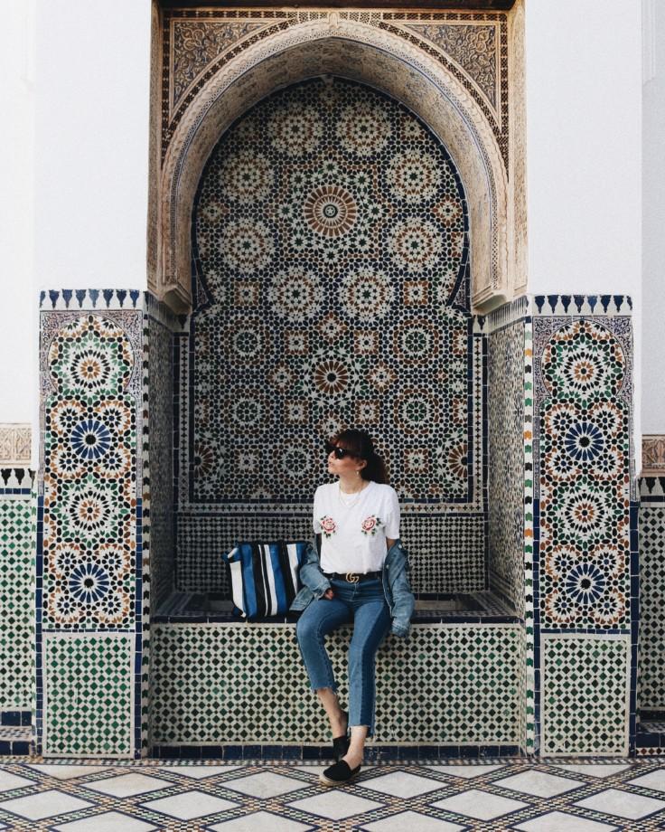 marrakech - travel tips - bahia palace - nickyinsideout - nicole ballardini