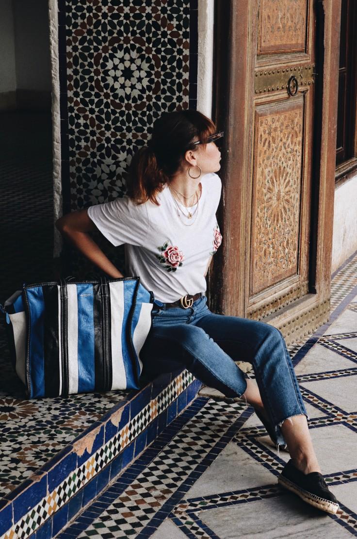 marrakech - travel tips - nickyinsideout - nicole ballardini - bahia palace