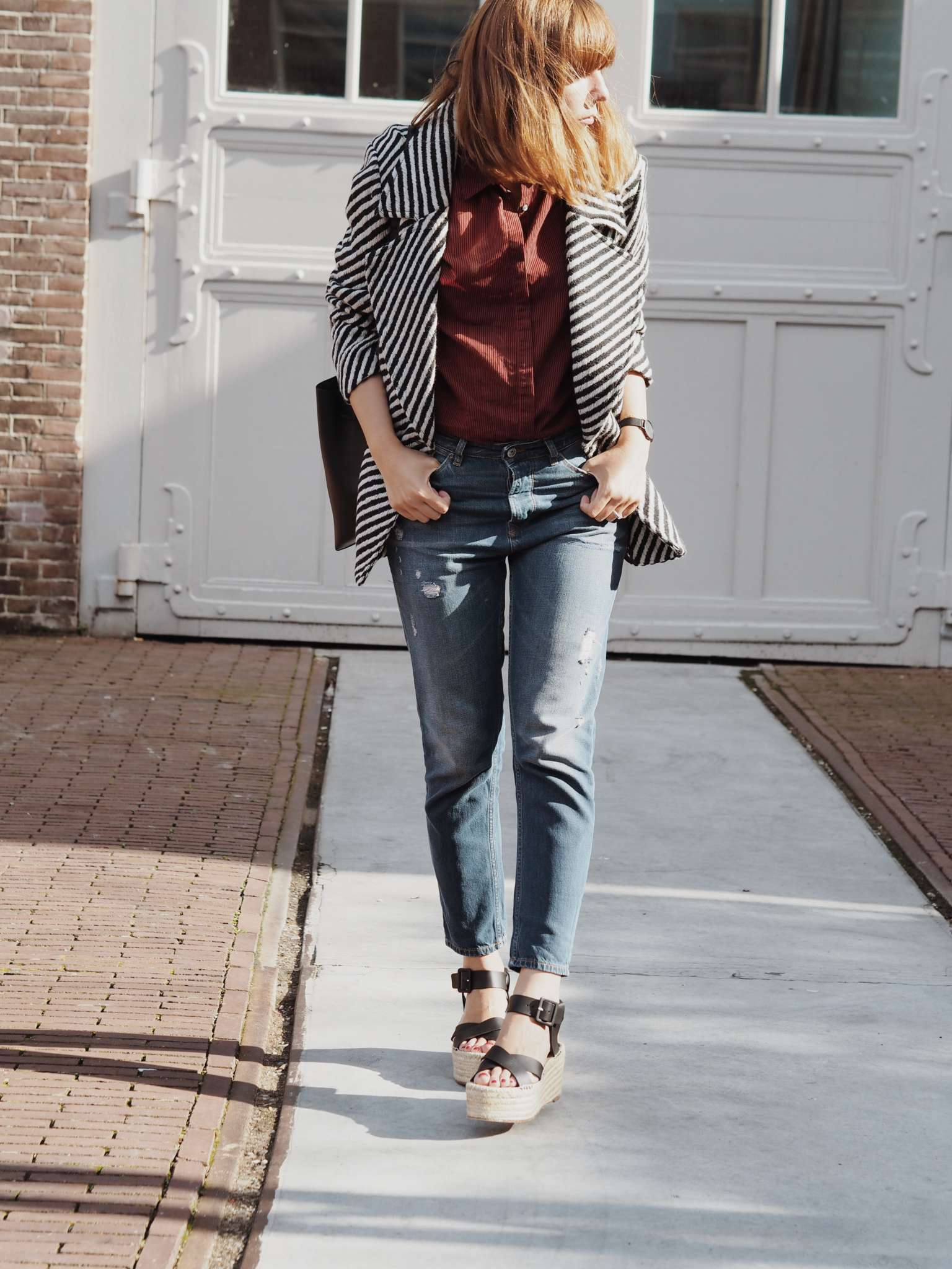 Amsterdam-Blauw-boyfriend-jeans-celine-denim-Instagram-Stories-lancaster-Scotch&Soda-Snapchat-stripes