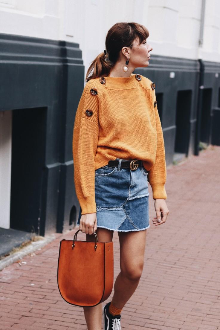 nickyinsideout - shopping - trend report - yellow - yellow sweater