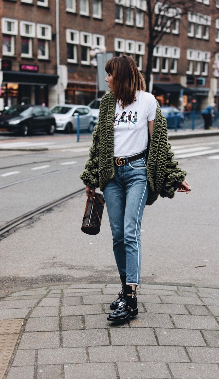 nicole ballardini - nickyinsideout - statement t-shirt - spice girls - mums handmade
