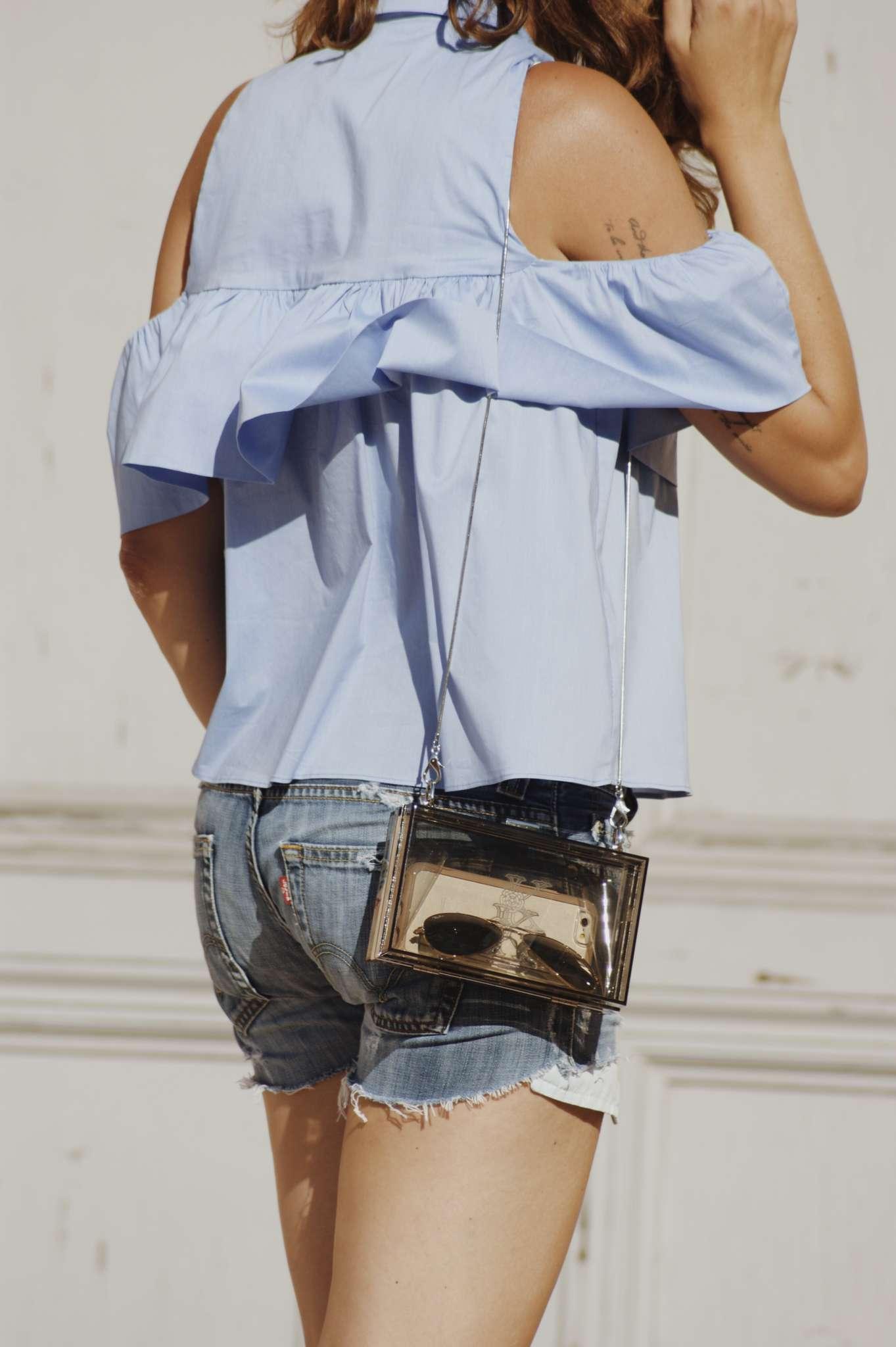 acrylic-bag-clutch-Isabel-Marant-Etoile-Jaeryn-sandals-kanjana-designs-loavies-rayban